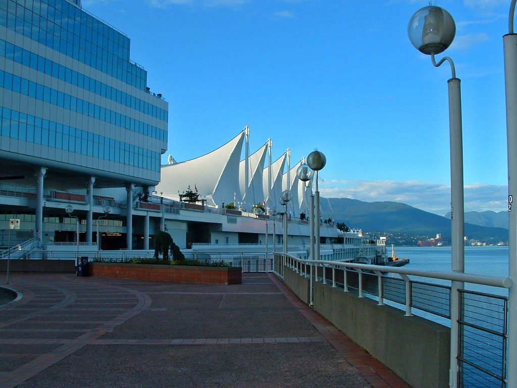 Canada Place Vancouver, Canada