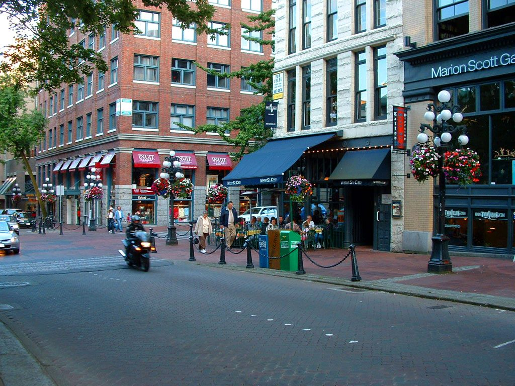 Gastown Vancouver, Canada