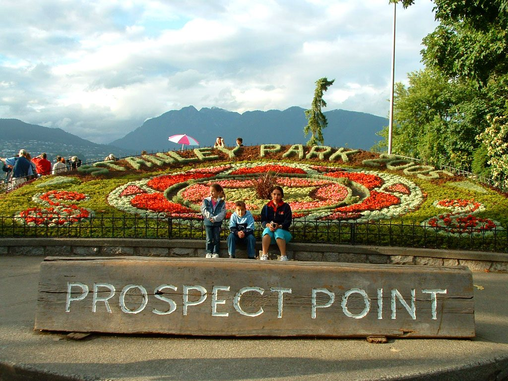 Propect Point Vancouver, Canada